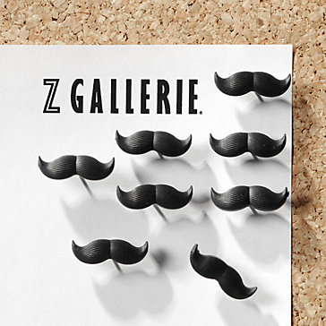 giftsmustache-push-pins-set-of-8-186910655a