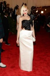 """PUNK: Chaos To Couture"" Costume Institute Gala"